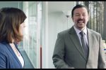David Brent is back with a trailer