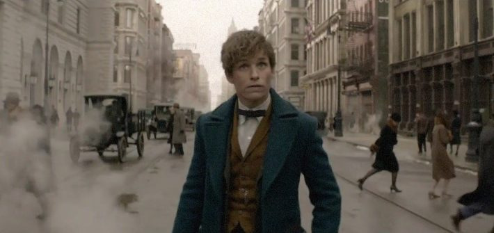 Newt Scamander is coming back