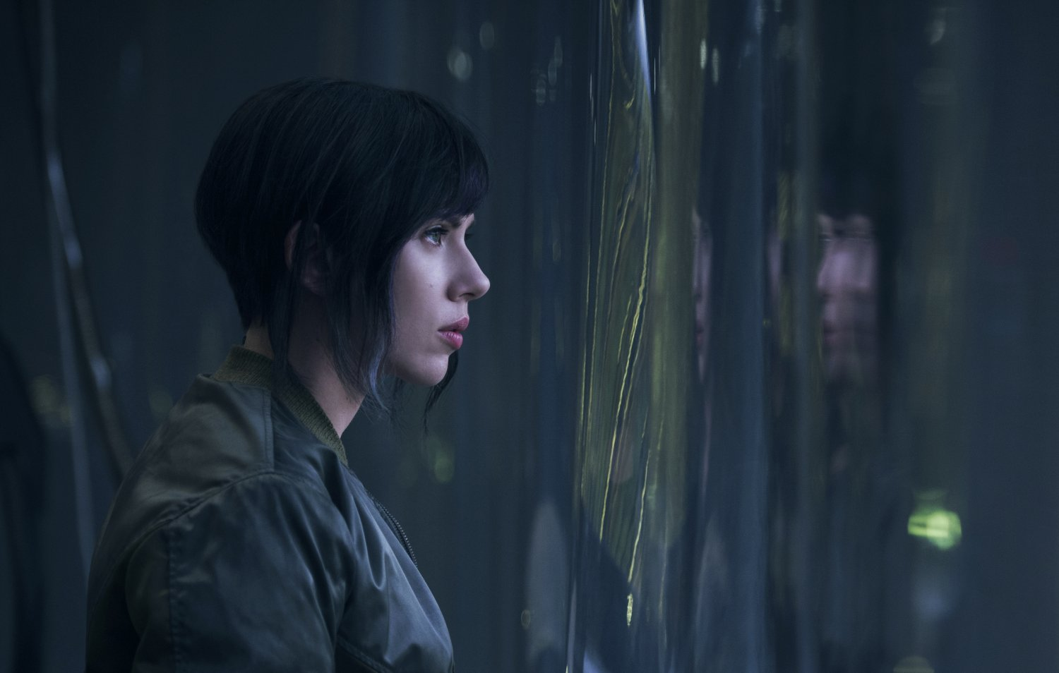 Ghost in the Shell first look image