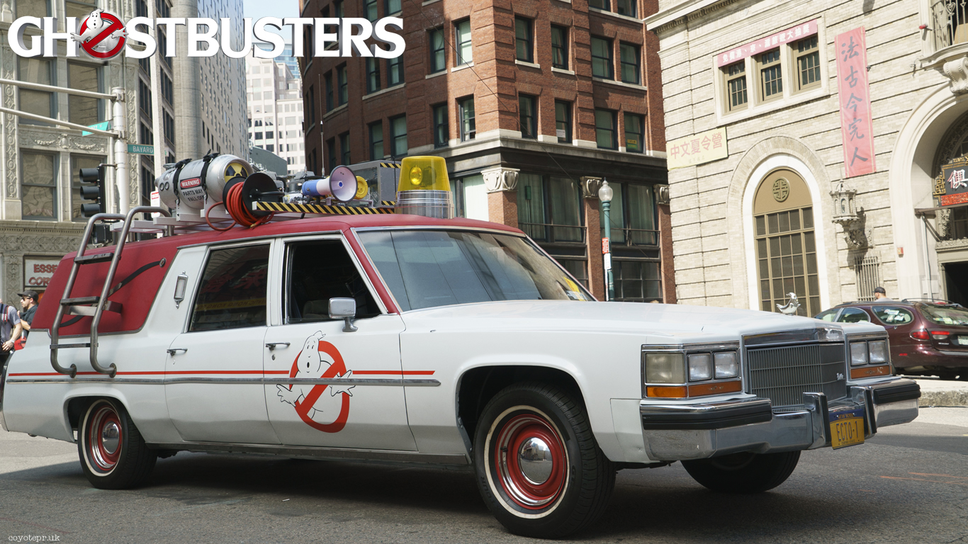 ghostbusters wallpaper 2 | confusions and connections