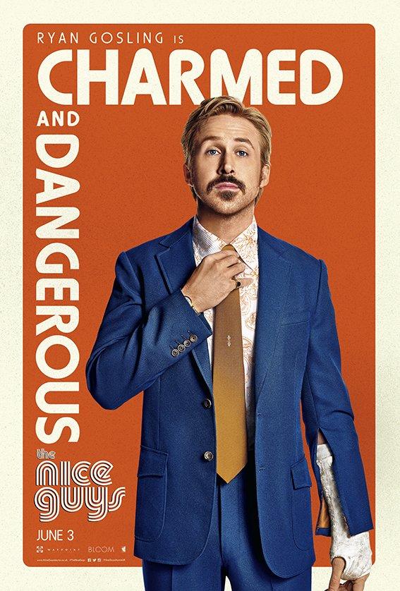 The Nice Guys – Ryan Gosling