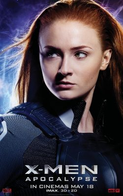 X-Men Jean Grey Character Banner