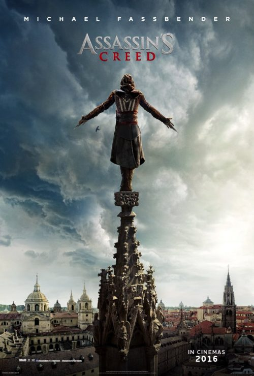 Assassin's Creed Camp B Teaser One Sheet