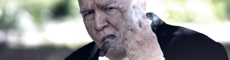 Brian Cox is Churchill