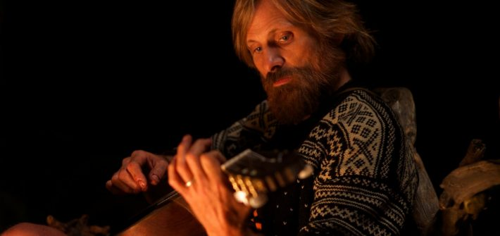 Captain Fantastic has a trailer