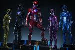 Power Rangers have new Suits