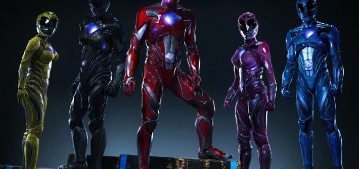 Power Rangers and other ground-breaking superheroes