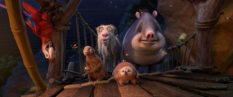 Robinson Crusoe – Find the gang