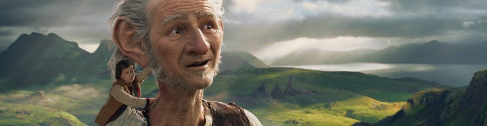 The BFG has a new trailer & image