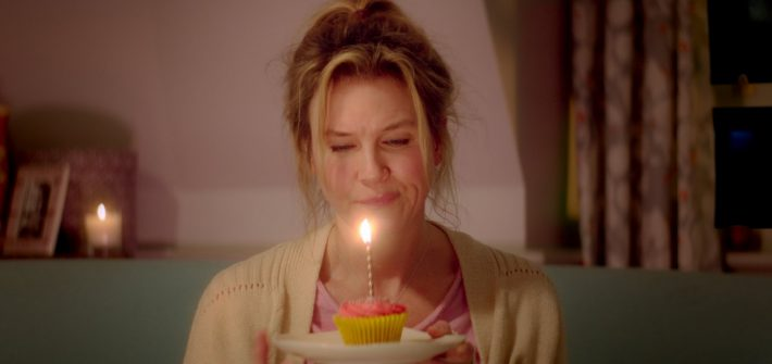 Bridget Jones's Baby's trailer