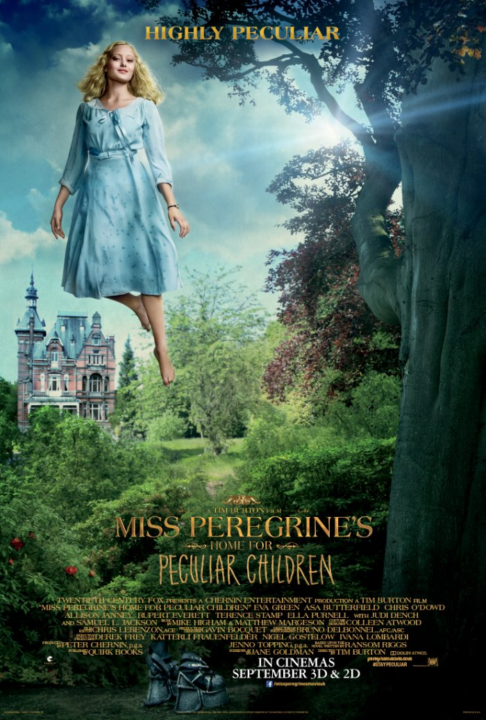 Miss Peregrine's Home for Peculiar Children – Emma