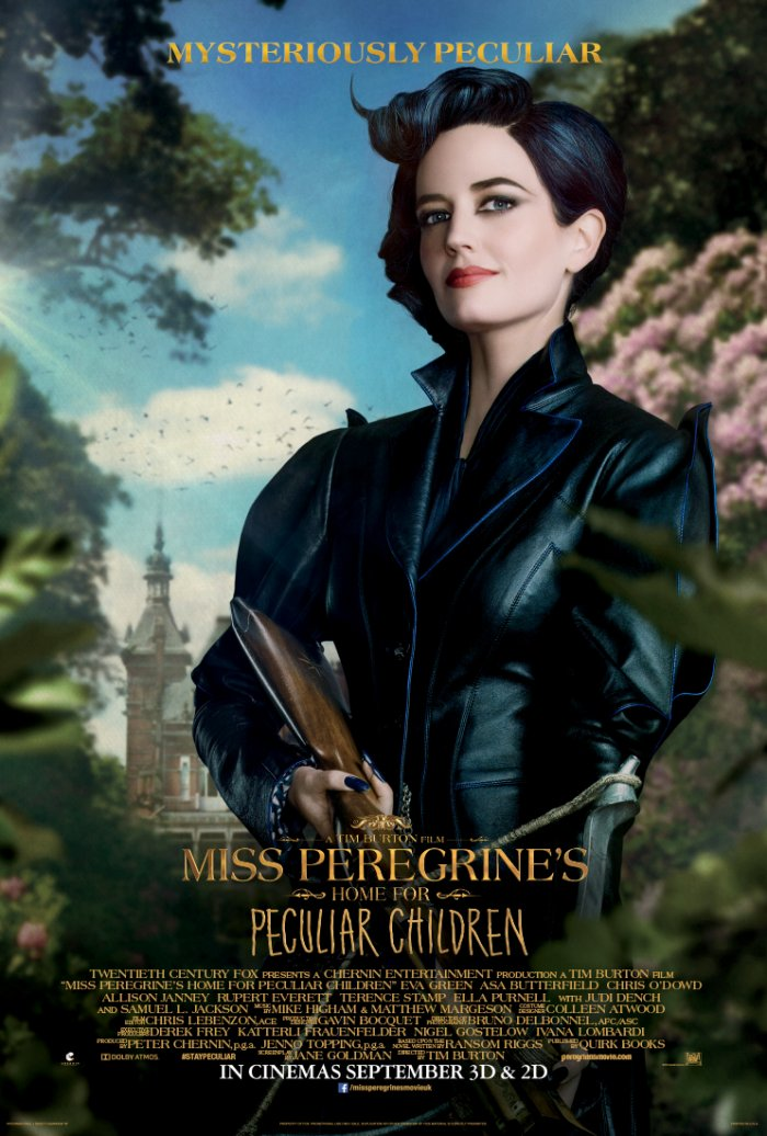 Miss Peregrine's Home for Peculiar Children – Miss Peregrine