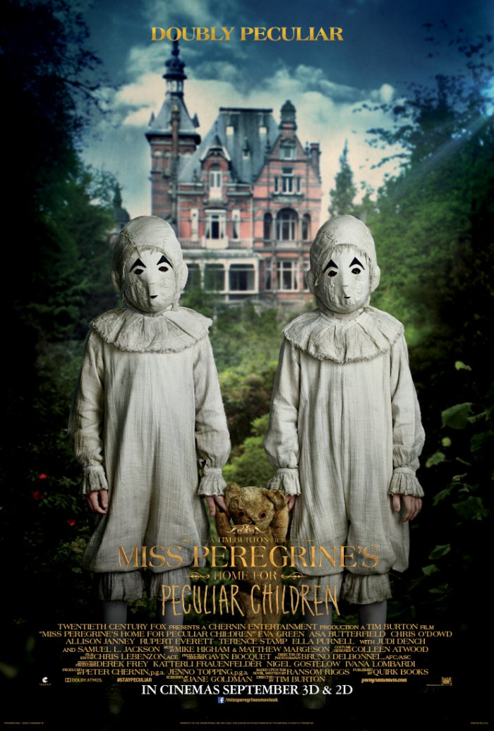 Miss Peregrine's Home for Peculiar Children – Twins