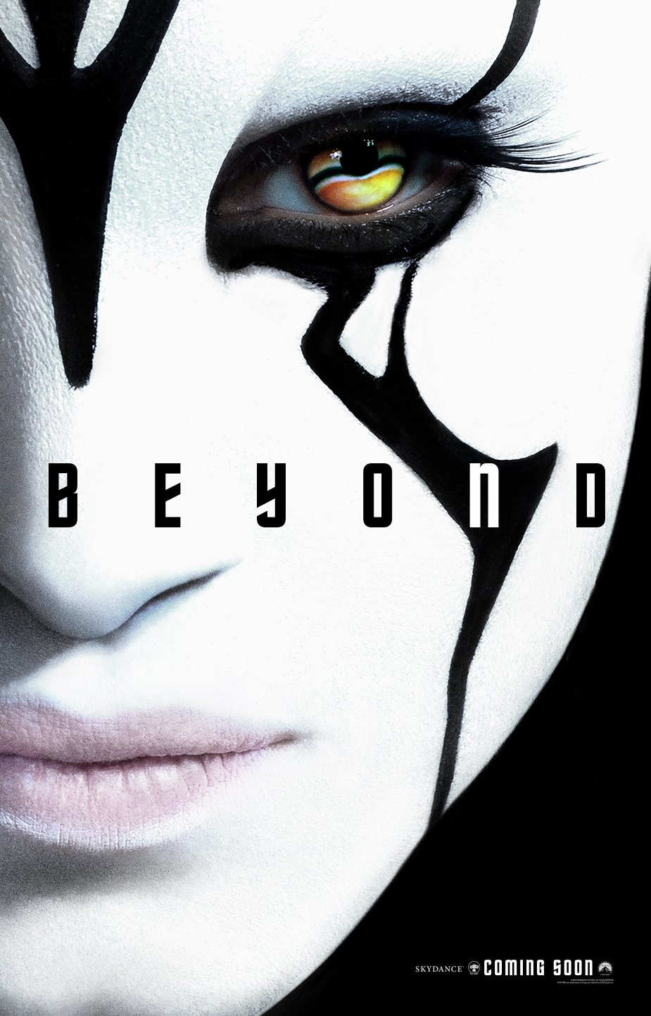 Star Trek Beyond – Jaylah Poster