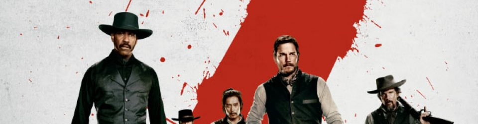 The Magnificent Seven have a new poster
