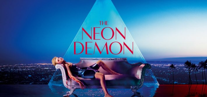 The Neon Demon has a new poster