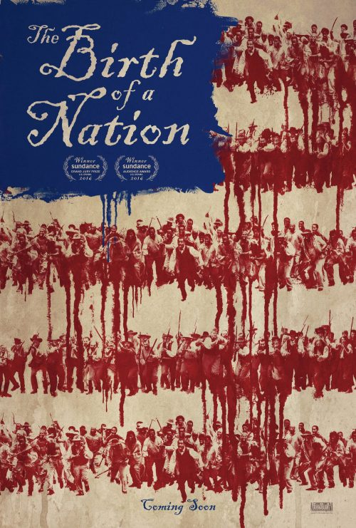 Birth of a Nation`poster