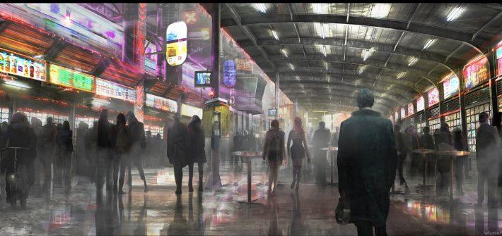 Blade Runner 2 First look image