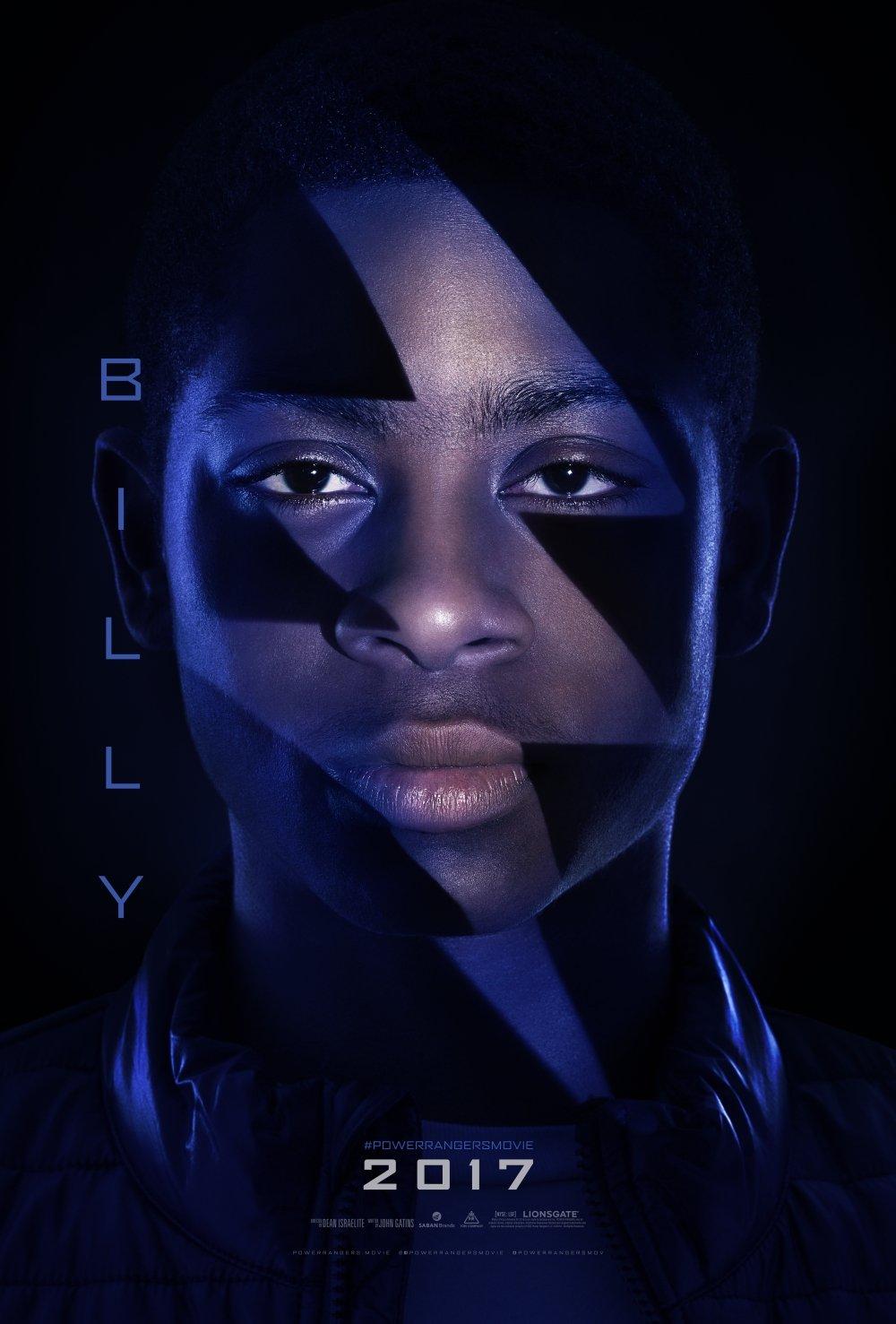 Power Rangers – Billy