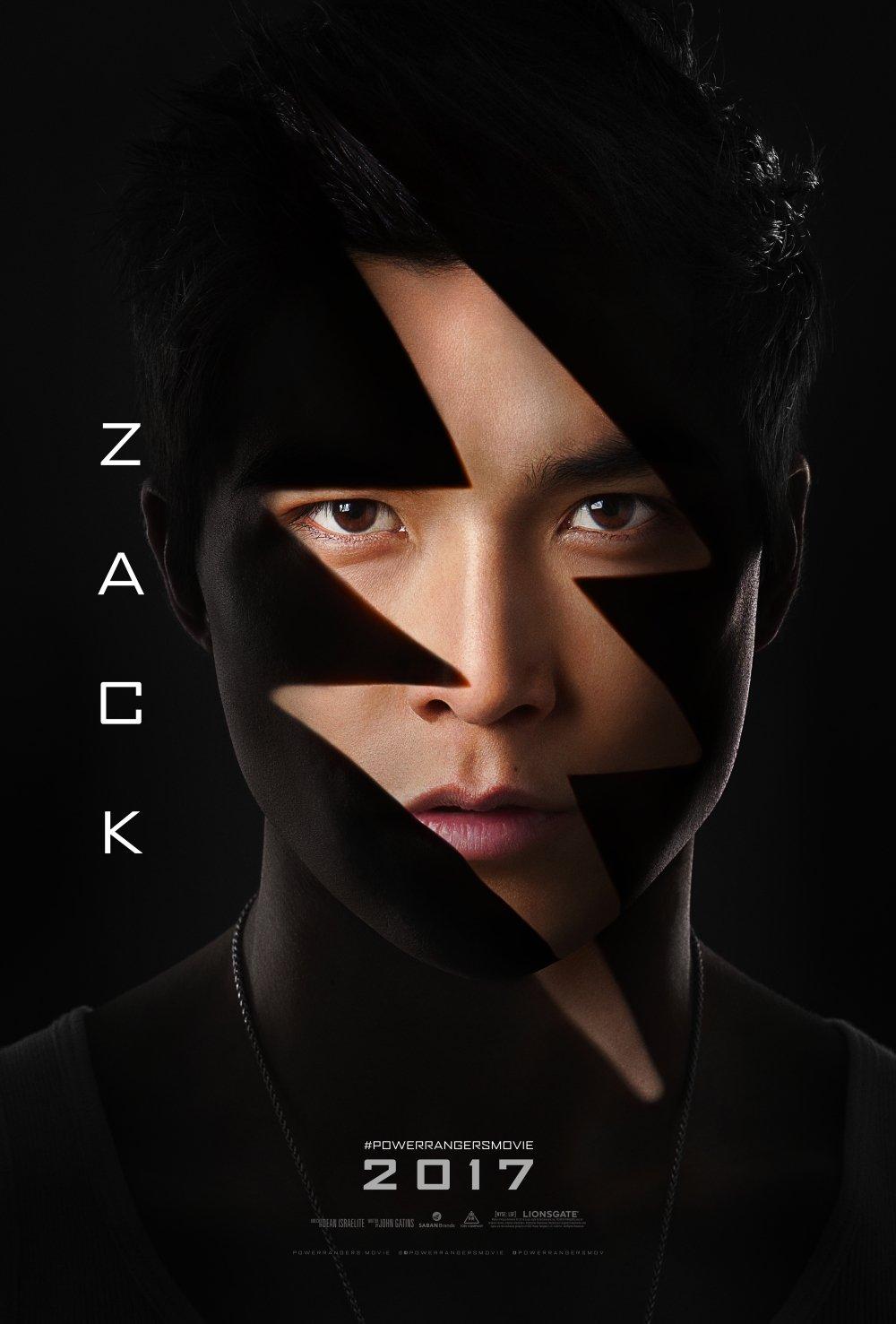Power Rangers – Zack