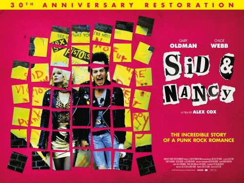 Sid and Nancy poster