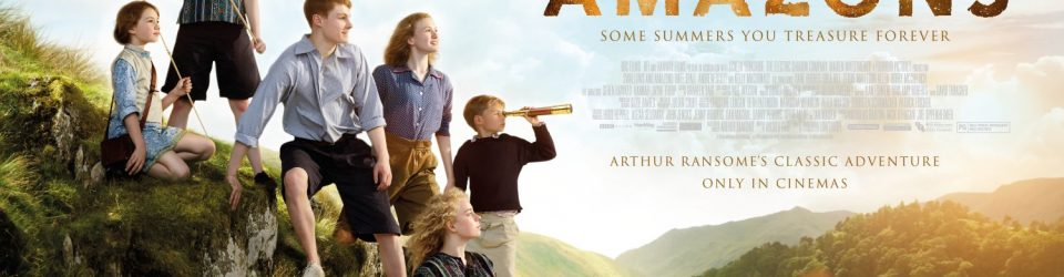Swallows And Amazons have a poster