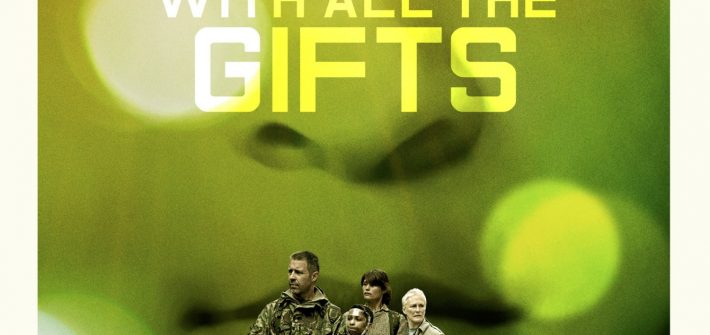 The Girl With All The Gifts has a poster