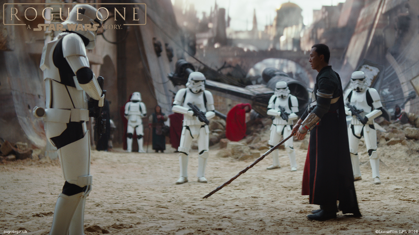Rogue One A Star Wars Story Wallpaper 17
