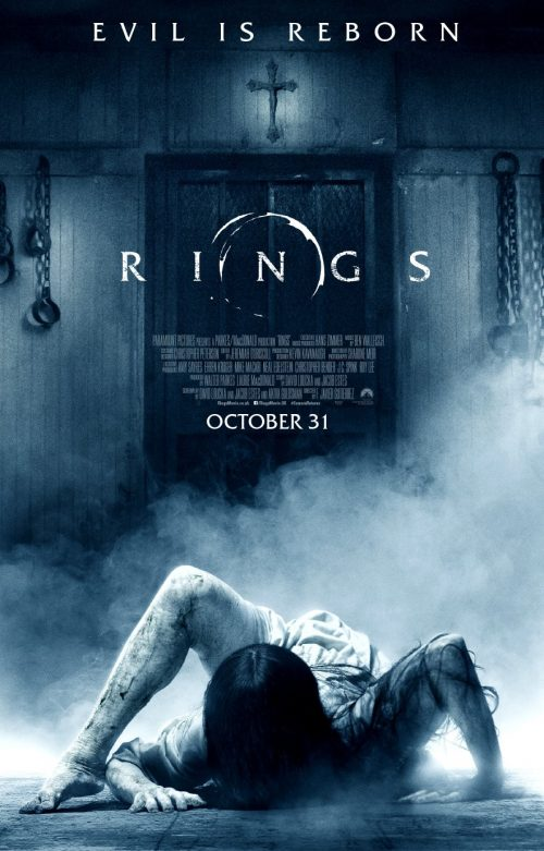 Samara Returns Rings poster