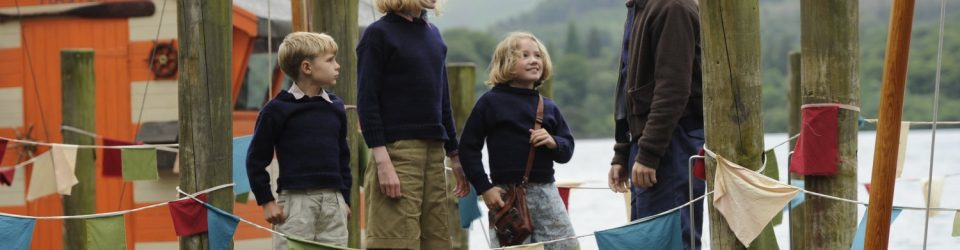 Swallows and Amazons – The adventure begins