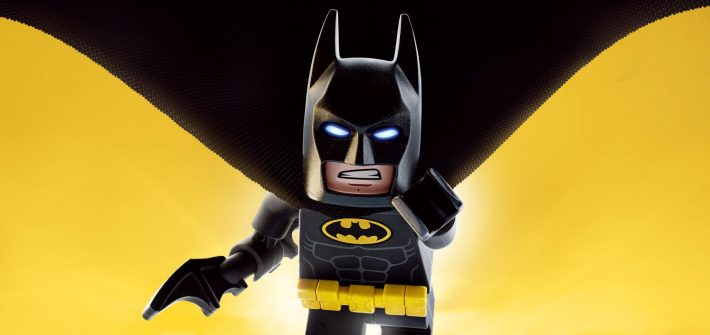 LEGO Batman is back