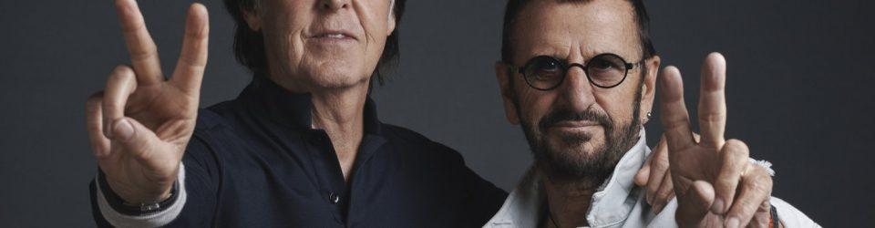 The Beatles amazing photoshoot