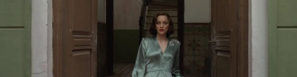 Allied – the official trailer