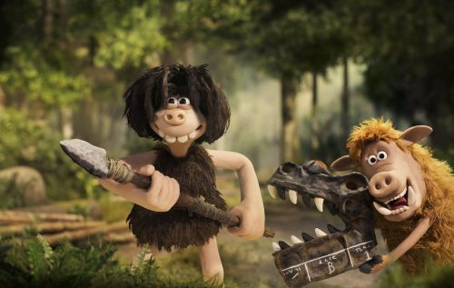 Early Man first image