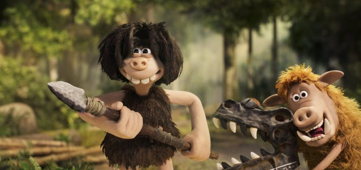 Early Man is in production