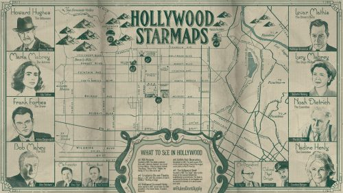 Hollywood infographic