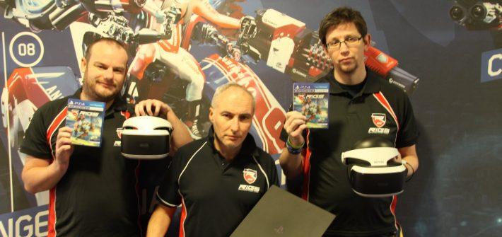 Cambridge's First VR E-Sports Event