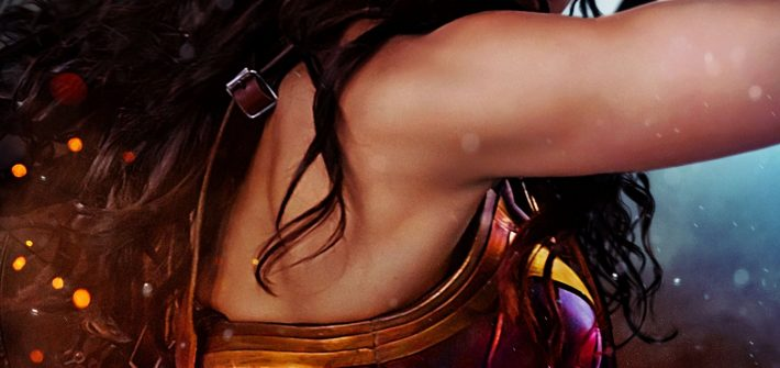 Wonder Woman has a new trailer