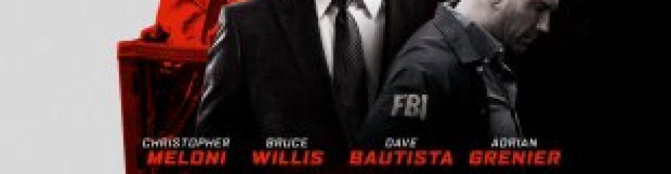Bruce Willis is back in Marauders