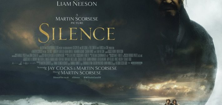 Silence has a poster
