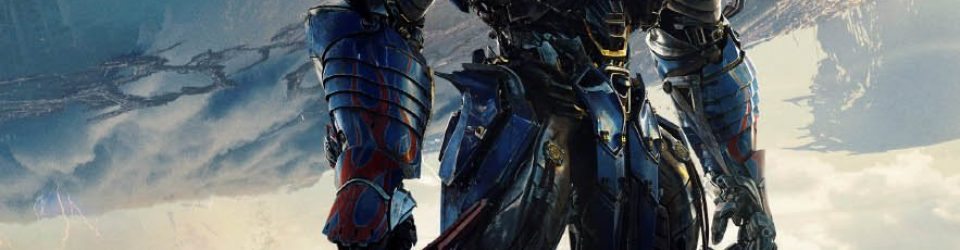 Transformers has a poster