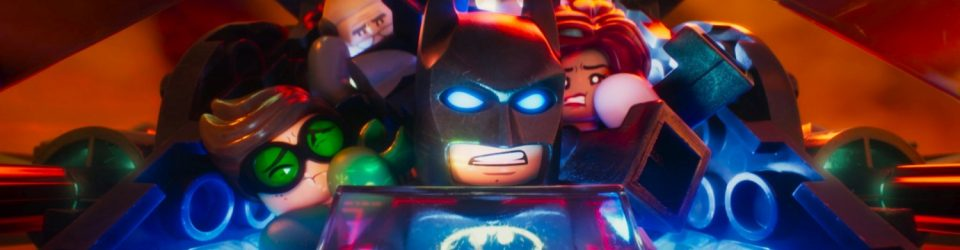 Batman – Behind The Bricks