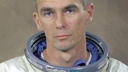 Captain Gene Cernan - Credit NASA