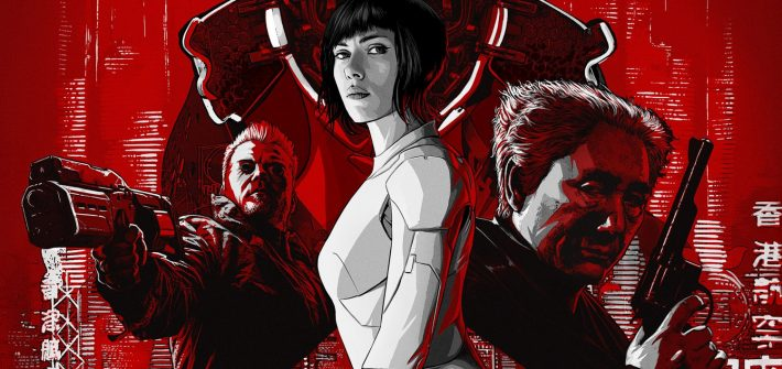 Ghost in the Shell Payoff 1-Sheet