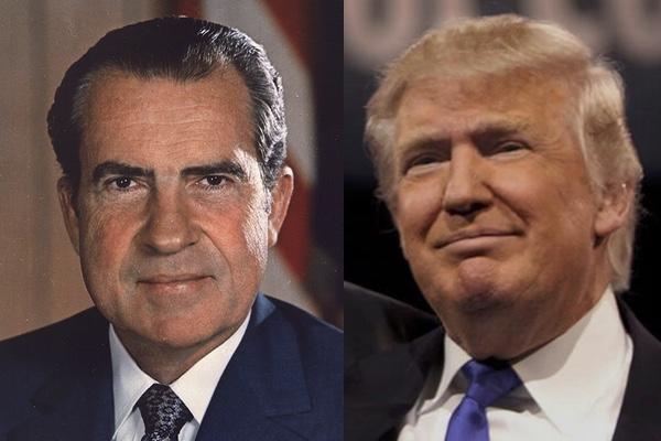 Nixon – Trump