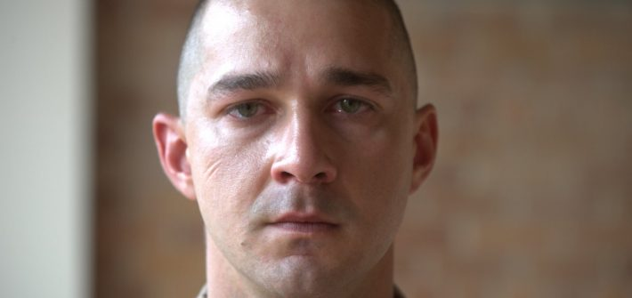 Shia Labeouf in Man Down