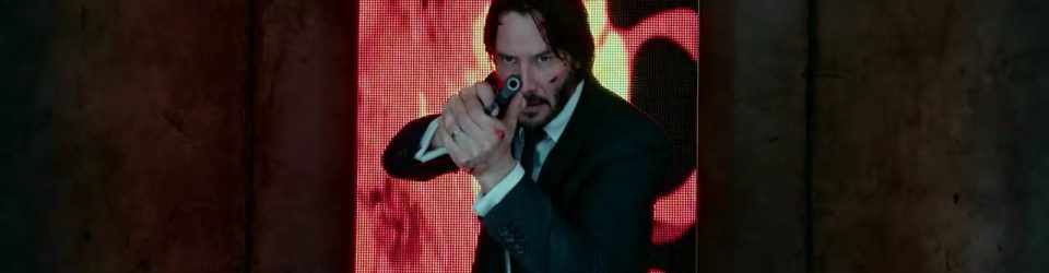 John Wick in training