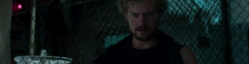 Marvel's Iron Fist is coming to Netflix