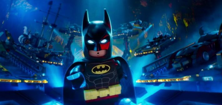 Lego Batman – Wayne Manor tour & Activity sheets