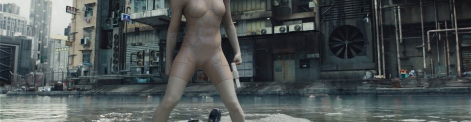 Ghost in the Shell – The new trailer